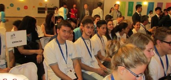 Veliki uspjeh hrvatskih učenika na prirodoslovnoj olimpijadi