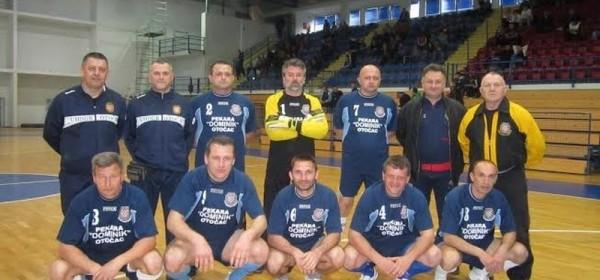 2.Veteransko malonogmetno prvenstvo Županije u Gospiću