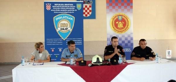 """Hrvoje Ostović: """"Što se ranije otkrije požar, manja je šteta koju može uzrokovati"""""""