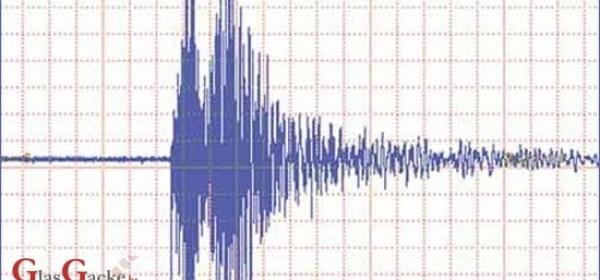 Dva slaba potresa nedaleko Otočca