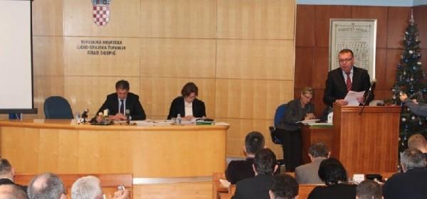 Održana XII. sjednica Županijske skupštine Ličko-senjske županije