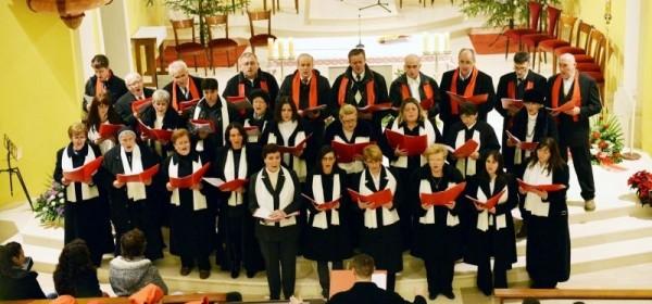 Sutra koncert u Otočcu mješovitog zbora župne i katedralne crkve iz Gospića