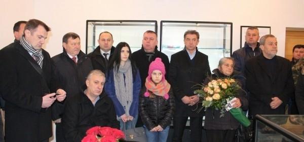"""Otvorena spomen soba Damiru Tomljanoviću """"Gavranu"""""""