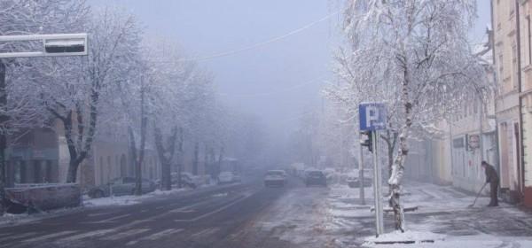 Savjeti vozačima-zimski uvjeti
