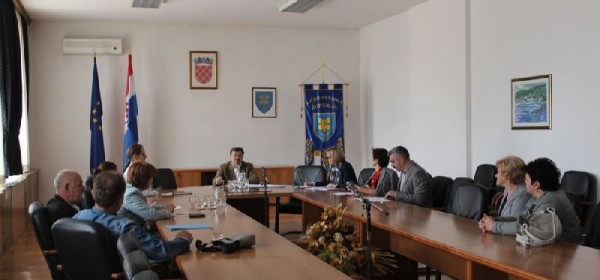 Održana sjednica Gospodarsko-socijalnog vijeća u LSŽ-i.