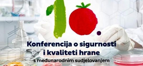 10. Konferencija o sigurosti i kvaliteti hrane