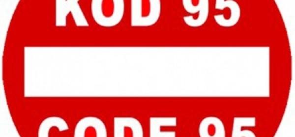 O primjeni Koda 95 za prijevoznike