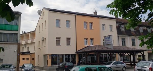 Energetska fasada Hotela Zvonimir