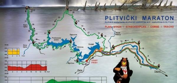 31. Plitvički maraton - sve spremno za 5. lipnja
