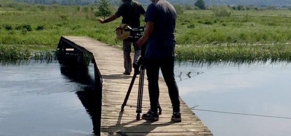 Mađari snimaju u Gackoj