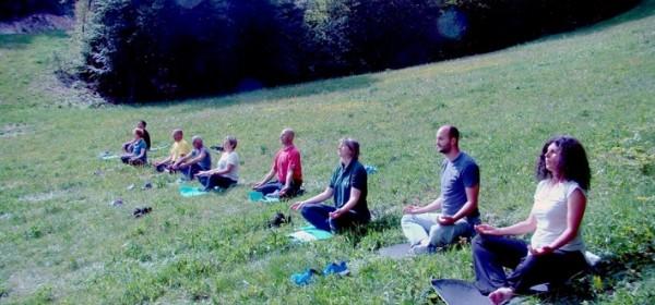 Meditacija i yoga na Velebitu