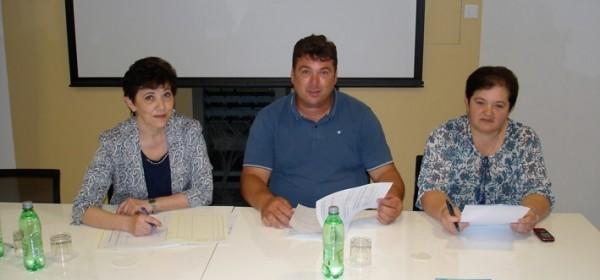 Izabrano vodstvo Strukovne grupe trgovine i usluga u robnom prometu