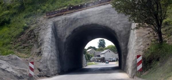 Promet kroz Vrhovine bez ograničenja