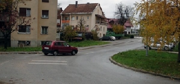 Projektiranje uređenja Ulice B. Kašića u Otočcu