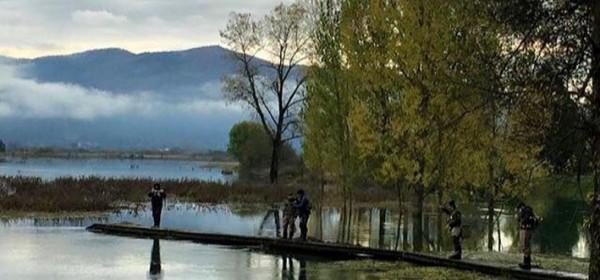 Još uvijek visoke vode rijeke Gacke