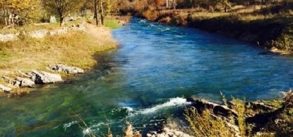 Od sinoć voda opet teče Švicom