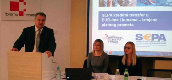 U ŽK Otočac jučer održana SEPA radionica