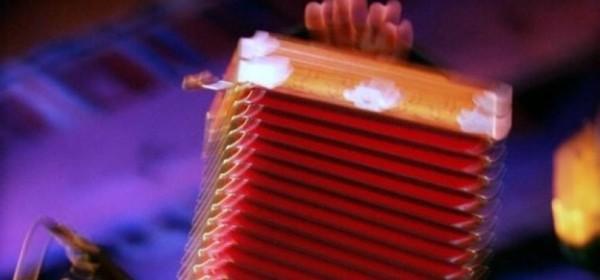 Veselog li kradljivca - dočepao se harmonike