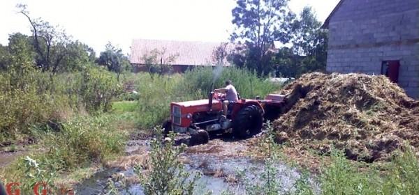 Zbrinjavanje, rukovanje i korištenje stajskoga gnojiva u cilju smanjenja štetnog utjecaja na okoliš