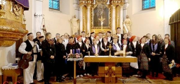 Sinčerani gostovali kod Gradišćanskih Hrvata u Mađarskoj