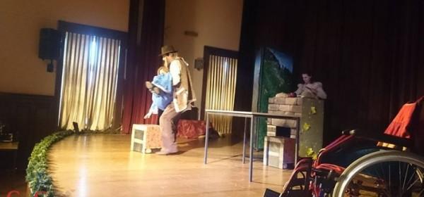 Nakon predstave Heidi, sv. Nikola darovao djecu