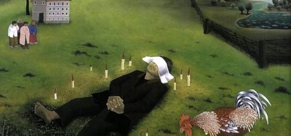 Mrtvozorniče, gdje si da si, htio bi da znam ...