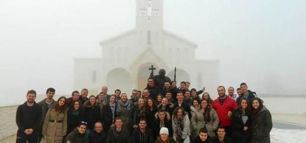 Veselo u Crkvi hrvatskih mučenika