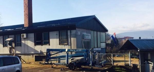 Obnavlja se (energetski) poslovna zgrada Komunalca i Gacke