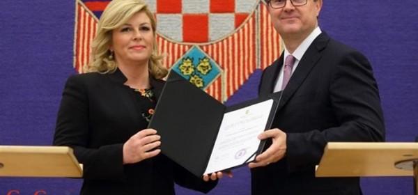 Gačanin Tihomir Orišković - mandatar