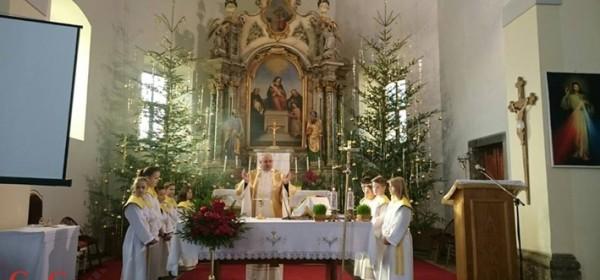 Božićna misa uz tambure