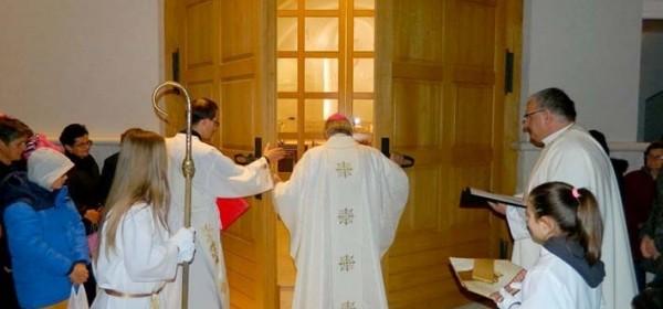 Otvorena vrata milosrđa na Udbini