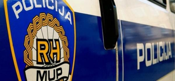 Privremena policijska postaja u Perušiću