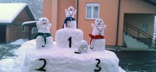 Snjegovićko taekwondo prvenstvo