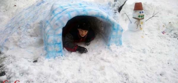 Snježno kraljevstvo u Prozoru