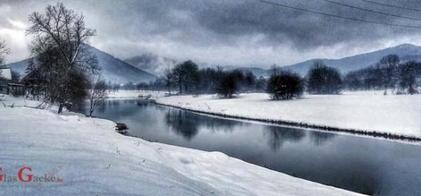 Winter in Gacka - a fotka govori stotinu jezika