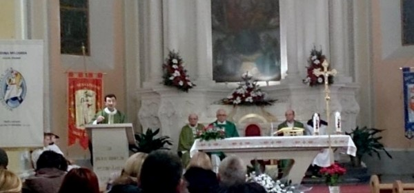 Dan župa Kompolje, Švica i Brlog - propovijedao don Anđelko