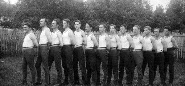 Otočki športaši s početka 20. vijeka