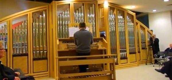 Kolaudacija udbinskih orgulja obavljena krajem siječnja u Zagrebu
