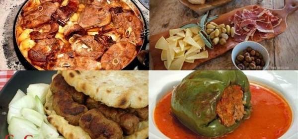 Hrvatska na 7. kulinarskom mjestu u Europi