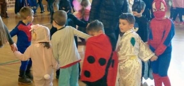 Dječja reduta u brinjskoj školi