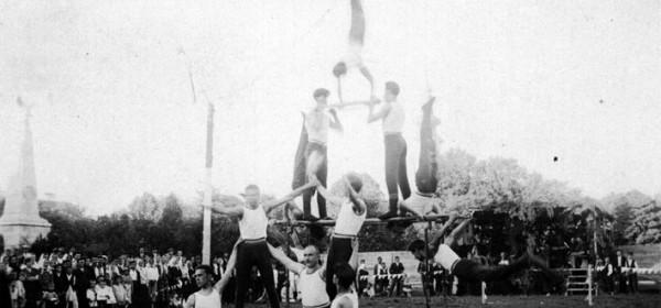 Gačanski atletičari u vrijeme Velikog rata