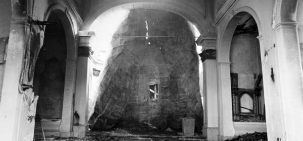 Napad na katoličke crkve, ili ...