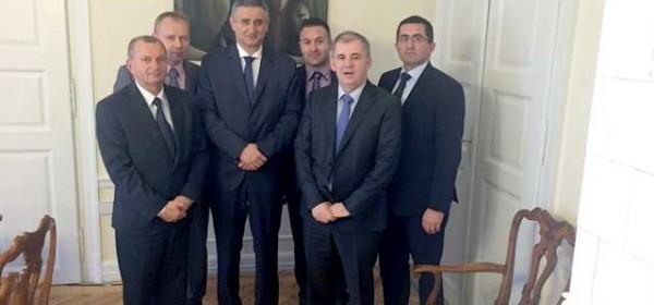 Karamarko primio izaslanstvo Udruge općina u RH