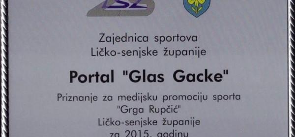 Glasu Gacke priznanje Grga Rupčić