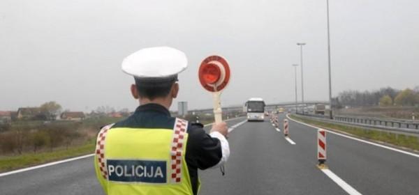 Kontrola brzine vozila