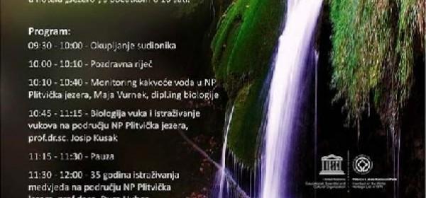Program 67. obljetnice NP Plitvička jezera