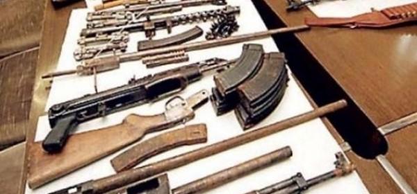 Raspored info punktova za dragovoljnu predaju oružja