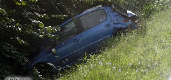 Dosta nesreća, ozljeda, brzine i alkohola