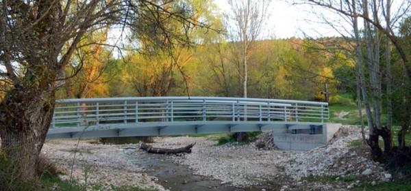 Postavljen most