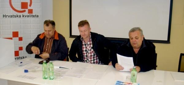 Sjednica Strukovne grupe drvoprerađivačke industrije Županijske komore Otočac
